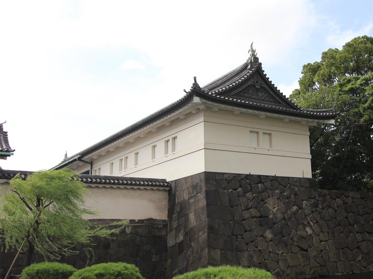 江戸城の櫓