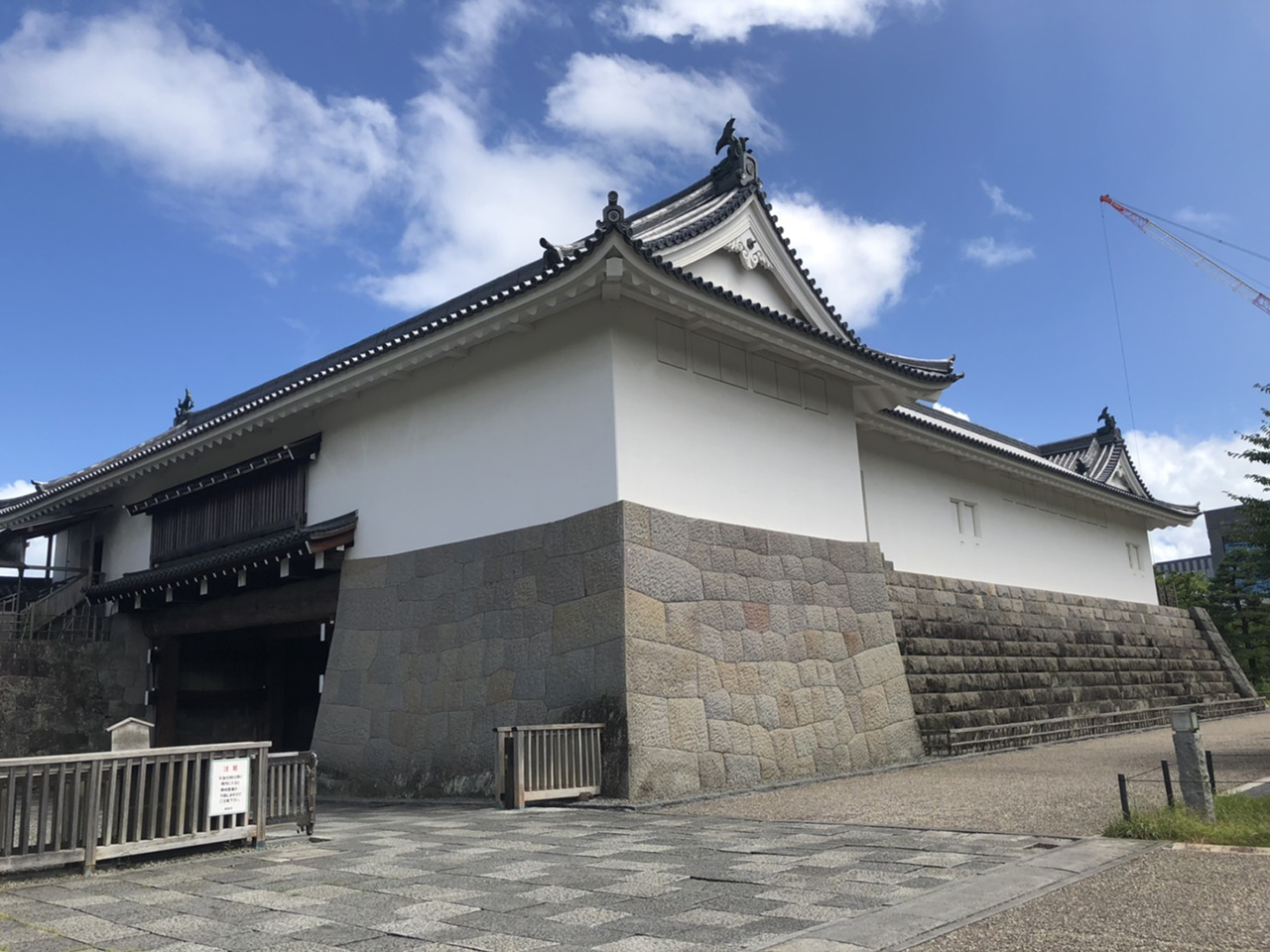 日本百名城の駿府城