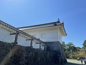 小田原城の銅門