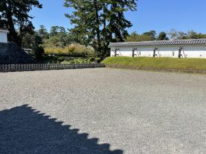 小田原城の馬出門