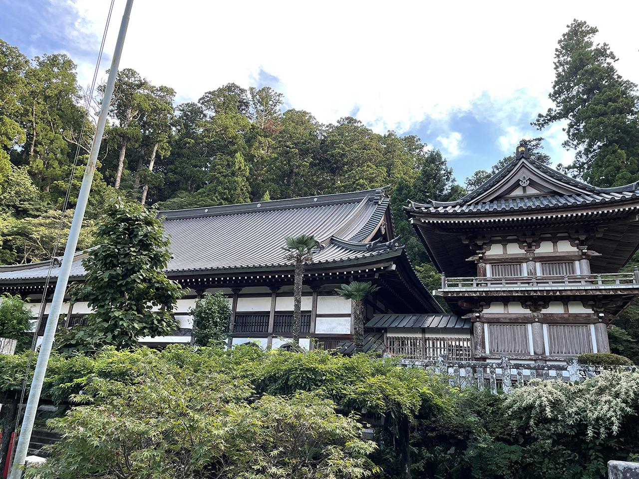 最乗寺の照真閣